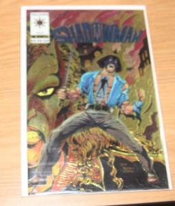 Shadowman  # 0 (Apr 1994, Acclaim / Valiant) chromiom cover