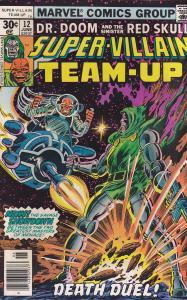 Super-Villain Team-Up #12