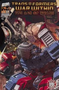 Transformers: War Within: The Age of Wrath #1, NM (Stock photo)