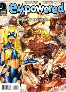 Empowered Special #2 VF/NM; Dark Horse | save on shipping - details inside