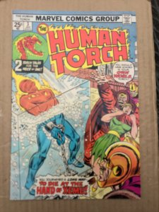 The Human Torch #3 (1975)