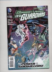 Green Lantern: New Guardians #28 (2014)