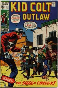 Kid Colt Outlaw #153 (1971) FN/VF 7.0
