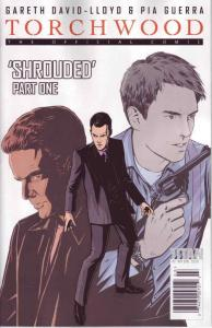 Torchwood Comic #3A VF/NM; Titan   save on shipping - details inside