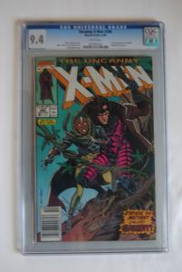 The Uncanny X-Men 266, 9.4