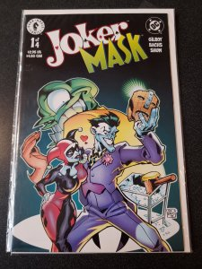 JOKER MASK #1 SCARCE