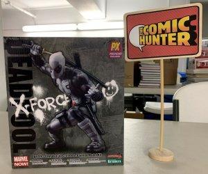 X-Force Marvel Now! ArtFX+ Statue Deadpool X-Force PX Exclusive Kotobukiya