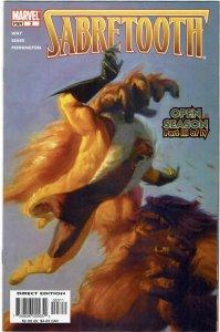 Sabretooth #3 (2004) Mini-Series NM