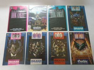 Batman Legends of the Dark Knight lot 47 different from #0-49 8.0 VF (1989-93)