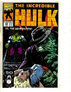 12 Incredible Hulk Comics # 383 384 385 386 387 388 389 390 391 392 393 394 GK19