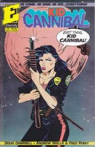 Kid Cannibal #3 FN; Eternity | save on shipping - details inside