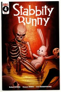 Stabbity Bunny #4 (Scout, 2018) VF/NM