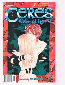 Ceres Celestial Legends #5 VF Viz Comics Manga Comic Book Watase DE48