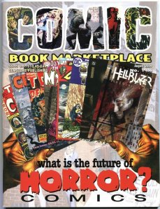 COMIC BOOK MARKETPLACE #114-2004-HORROR COMICS-HULK-CANADIAN WHITES