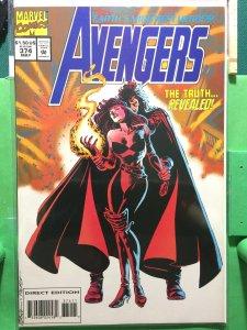 Avengers #374