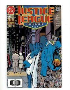 Lot of 12 JLA DC Comic Books #54 55 56 57 58 59 60 61 62 63 64 65 GK26