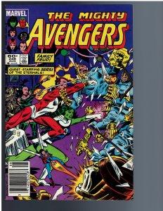 The Avengers #246 (1984)