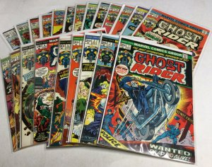 Ghost Rider 1973-1994 1-81 1-52 1-23 Near Complete Lot Marvel