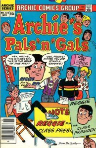 Archie's Pals 'N' Gals #178, VF+ (Stock photo)