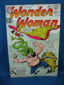 WONDER WOMAN 130 VF- WONDER TOT 1962