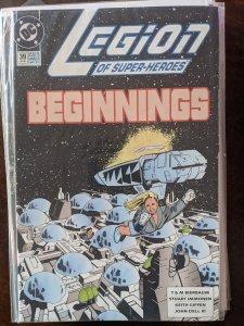 Legion of Super-Heroes #39 (1993)