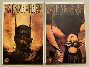Batman The Ankh set from:#1-2 both different books 6.0 FN (2001)