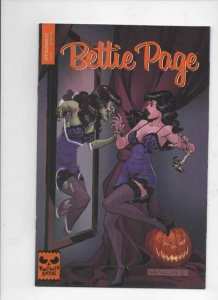 BETTIE PAGE Halloween Special #1, VF, Brown, 2019, Betty, more in store