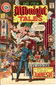 MIDNIGHT TALES 8 F-VF July 1974 COMICS BOOK