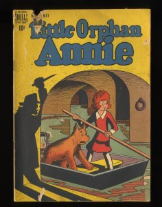 Little Orphan Annie (1948) #1 FA/GD 1.5