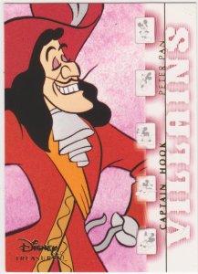 2003 Disney Treasures Heroes & Villains #P09 Captain Hook