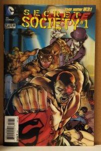 Justice League #23.4 (2013)