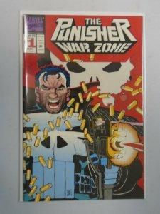 Punisher War Zone #1 NM (1992)