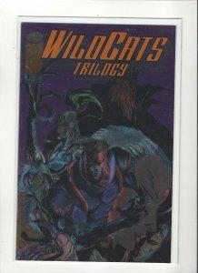Wildcats Trilogy # 1 Jae Lee Foil Cover Image Comics Unread NM