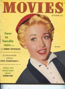 Movies-Jane Powell-Debbie Reynolds-Doris Day-Dale Robertson-Oct-1953