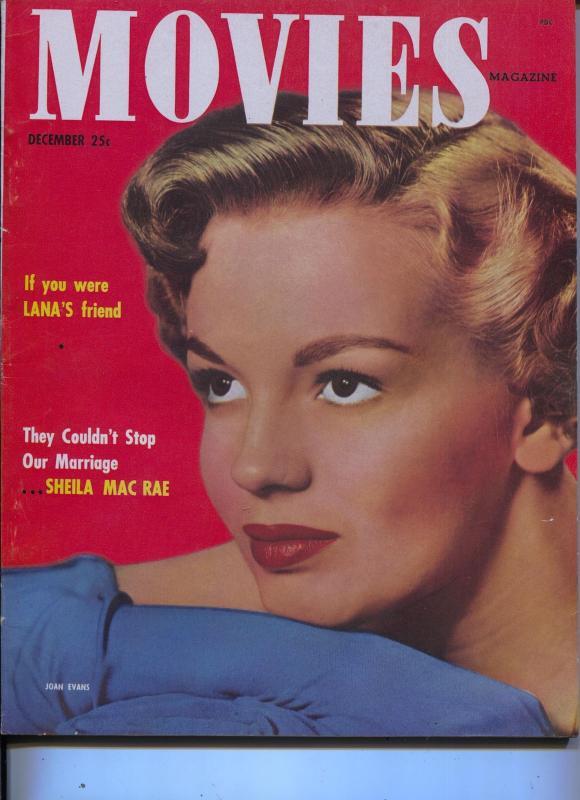 Movies-Joan Evans-June Allyson-Dick Powell-Liza Minnelli-Dec-1950