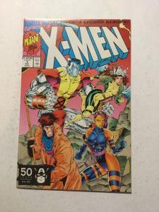 X-Men 1 Beast Colossus Cover NM Near Mint
