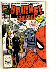 8 Marvel Comics Damage 1 Deaths Head 7 Ice 1 Longshot 4 Defenders 152 +++ DS2