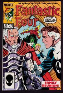 Fantastic Four #273 (Dec 1984, Marvel) 9.2 NM-
