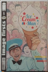 Image Firsts: Ice Cream Man #1 NM