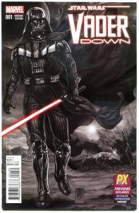 STAR WARS VADER DOWN #1 Previews Variant, NM, 2016, Darth Vader,more SW in store