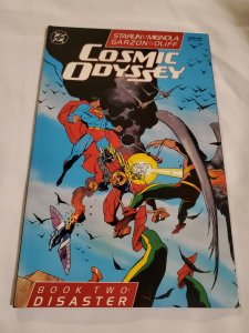 Cosmic Odyssey 2 Near Mint Cover art by Mike Mignola