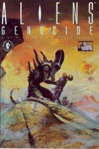 Aliens: Genocide #2, NM (Stock photo)