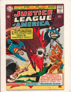 Justice League of America (1960 series) #40, Fine+ (Actual scan)