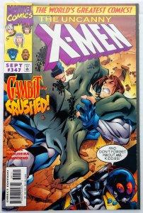 The Uncanny X-Men #347 (NM)(1997)