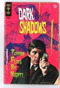Dark Shadows #7 (1970)