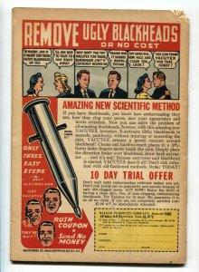 Power Comics #1 1944 L.B. Cole cover-RARE Golden-Age