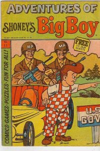 Adventures Of Big Boy #11 (Jan-77) VG/FN Mid-Grade Big Boy