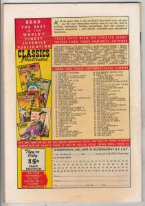 Classic Comics #85 (Jul-51) FN/VF Mid-High-Grade