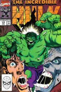 Incredible Hulk (1968 series) #372, NM- (Stock photo)