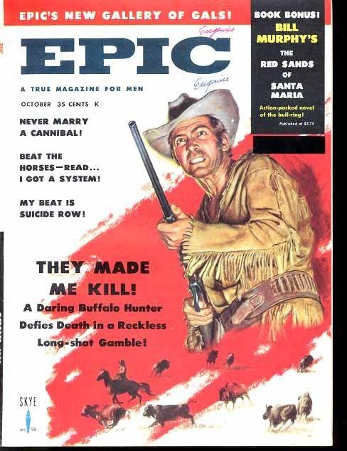 EPIC 1958 OCT-CUBAN COCK FIGHTS/L.B. COLE FN